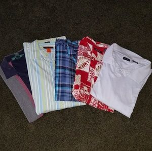 Group of 5 Shirts